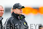Kerry manager Eamonn Fitzmaurice Kerry v Donegal  in the national Football League, Division 1, Round 4, at Austin Stack Park, Tralee on Sunday.
