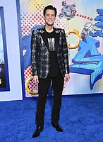 "12 February 2020 - Los Angeles, California - Jim Carrey. ""Sonic the Hedgehog"" Los Angeles Premiere held at the Regency Village Theater. Photo Credit: Birdie Thompson/AdMedia"