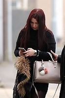 "Pictured: Shelbie Forgan arrives at Swansea Crown Court. 28 March 2017<br /> Re: Toddlers at a private nursery were force fed, gagged and picked up by their wrists, Swansea Crown court has heard.<br /> Three childcare professionals are accused of cruelty at the busy nursery which had a ""rough house culture"".<br /> The whistle was blown by sixthformers on work placements at the nursery which looks after newborn infants and children up to the age of seven.<br /> ""The children concerned were left distressed and traumatised.<br /> The mother of one of the children sobbed in the public gallery after hearing how he was treated at the Bright Sparks nursery in Port Talbot, South Wales,<br /> Owner and manager Katie Davies, 32, deputy manager Christina Pinchess, 31, and and staff member Shelbie Forgan, 22, deny the child cruelty charges against them."