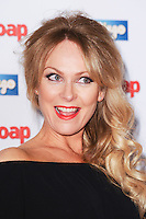Michelle Hardwick<br /> at the Inside Soap Awards 2016 held at the Hippodrome Leicester Square, London.<br /> <br /> <br /> ©Ash Knotek  D3157  03/10/2016