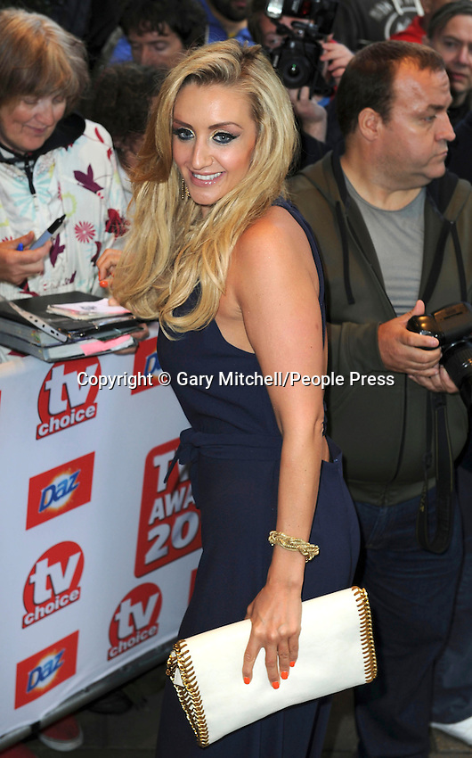 TV Choice Awards - Outside Arrivals at the Dorchester Hotel,  Park Lane, Mayfair, London, UK - September 9th 2013<br />