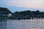 August 10, 2019: Day 2 on the water of the Forrest Wood Cup on Lake Hamilton in Hot Springs, Arkansas. ©Justin Manning/Eclipse Sportswire/CSM