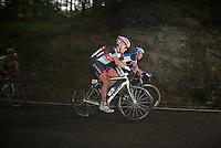 Stijn Devolder (BEL) &amp; Maarten Wynants (BEL)<br /> <br /> Belgian Championchips 2013