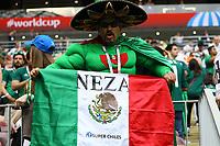 Mexikanischer Fan - 17.06.2018: Deutschland vs. Mexico, Luschniki Stadium Moskau