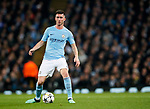 Manchester City's Aymeric Laporte in action during the Champions League Quarter Final 2nd Leg match at the Etihad Stadium, Manchester. Picture date: 10th April 2018. Picture credit should read: David Klein/Sportimage