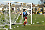 Old Parmiterians 1st XI v Albanians, Saturday 14 January 2012, Douglas Eyre Sports Ground, Amateur Football Combination (AFC) League Premier Division. No unpaid Use