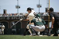 J.T. Snow. Oakland Athletics vs San Francisco Giants. San Francisco, CA 7/3/2004 MANDATORY CREDIT: Brad Mangin