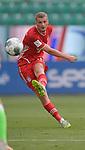27.06.2020, Fussball: nph00001 1. Bundesliga 2019/2020, 34. Spieltag, VfL Wolfsburg - FC Bayern Muenchen, in der Volkswagen-Arena Wolfsburg. Tor zum 0:2 durch TorschŸtze Michael Cuisance (Bayern MŸnchen)<br /><br />Foto: Bernd Feil/M.i.S./ /Pool/nordphoto<br /><br />Nur fŸr journalistische Zwecke! Only for editorial use! <br /><br />GemŠ§ den Vorgaben der DFL Deutsche Fussball: nph00001 Liga ist es untersagt, in dem Stadion und/oder vom Spiel angefertigte Fotoaufnahmen in Form von Sequenzbildern und/oder videoŠhnlichen Fotostrecken zu verwerten bzw. verwerten zu lassen. DFL regulations prohibit any use of photographs as image sequences and/or quasi-video.    <br /><br />National and international NewsAgencies OUT.