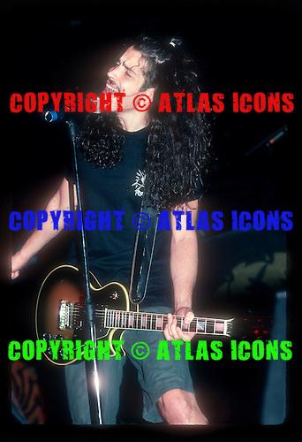 Soundgarden; 1991<br /> Photo Credit: Eddie Malluk/Atlas Icons.com