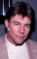 ***FILE PHOTO*** Jan-Michael Vincent has passed away at age 73.<br /> Jan-Michael Vincent at Le Parker Meriden Hotel on February 14, 1983 in New York City. <br /> CAP/MPI/WMB<br /> &copy;WMB/MPI/Capital Pictures
