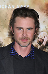 "LOS ANGELES, CA. - February 24: Sam Trammell arrives to HBO's premiere of ""The Pacific"" at Grauman's Chinese Theatre on February 24, 2010 in Los Angeles, California."