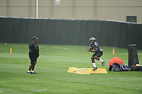 Ravens last day of training camp was held at Under Armour Performance Center in Owings Mills on Tuesday morning.