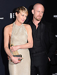 Robin Wright and Ben Foster<br /> <br />  attends THE WEINSTEIN COMPANY & NETFLIX 2014 GOLDEN GLOBES AFTER-PARTY held at The Beverly Hilton Hotel in Beverly Hills, California on January 12,2014                                                                               © 2014 Hollywood Press Agency