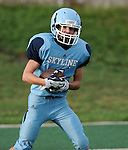 9-4-14, Skyline vs Ypsilanti, JV football