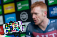 Picture by Allan McKenzie/SWpix.com - 17/05/2018 - Cycling - OVO Energy Tour Series Mens Race Round 3:Aberdeen - Ed Clancy interviewed post- race.