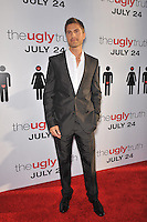 "Eric Winter at the premiere of his new movie ""The Ugly Truth"" at the Cinerama Dome, Hollywood..July 16, 2009  Los Angeles, CA.Picture: Paul Smith / Featureflash"