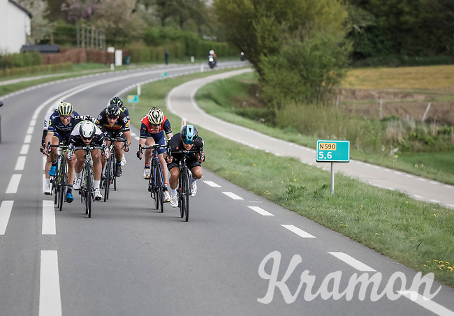 race leaders low in search for extra speed<br /> <br /> 52nd Amstel Gold Race (1.UWT)<br /> 1 Day Race: Maastricht &rsaquo; Berg en Terblijt (264km)