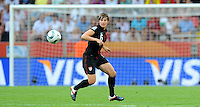 Amy Le Peilbet during the FIFA Women's World Cup at the FIFA Stadium in Dresden, Germany on July 10th, 2011.