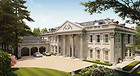 Design your own stately home.