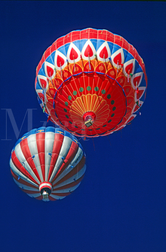 Hot Air Balloons, Albuquerque, NM<br />