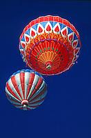 Hot Air Balloons, Albuquerque, NM<br />