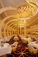 CT- The Main Dining Room aboard HAL Koningsdam S. Caribbean Cruise, Caribbean Sea 3 19