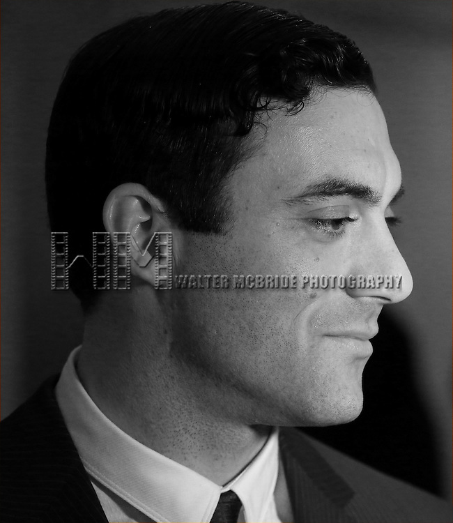 Morgan Spector attends the Broadway Opening Night After Party for the Roundabout Theatre Production of 'Machinal' at the American Airlines Theatre on January 16, 2014 in New York City