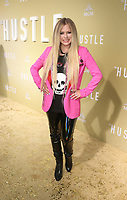 "08 May 2019 - Hollywood, California - Avril Lavigne. Premiere Of MGM's ""The Hustle""  held at The ArcLight Hollywood. Photo Credit: Faye Sadou/AdMedia"