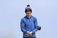 David Brady (Co.Sligo) on the 10th tee during Round 4 of The East of Ireland Amateur Open Championship in Co. Louth Golf Club, Baltray on Monday 3rd June 2019.<br /> <br /> Picture:  Thos Caffrey / www.golffile.ie<br /> <br /> All photos usage must carry mandatory copyright credit (© Golffile | Thos Caffrey)