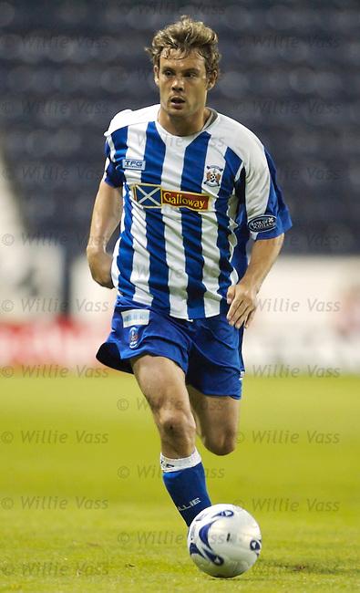 David Fernandez, Kilmarnock.stock season 2006-2007.pic willie vass