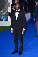 "Kobna Holdbrook-Smith<br /> arriving for the ""Mary Poppins Returns"" premiere at the Royal Albert Hall, London<br /> <br /> ©Ash Knotek  D3467  12/12/2018"