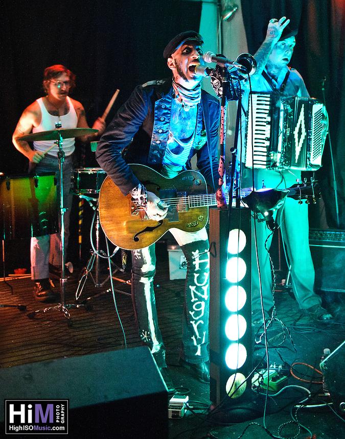 Viva Le Vox @ Siberia in New Orleans, LA.