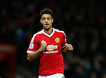 Cameron Northwick-Jackson of Manchester Utd - English Premier League - Manchester Utd vs Chelsea - Old Trafford Stadium - Manchester - England - 28th December 2015 - Picture Simon Bellis/Sportimage