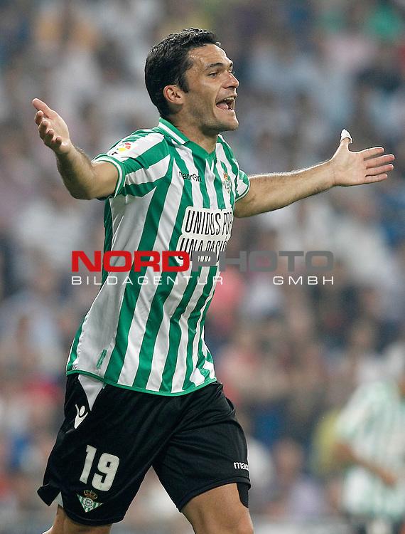 Betis' Jorge Molina during La Liga match.August 18,2013. Foto © nph / Acero)
