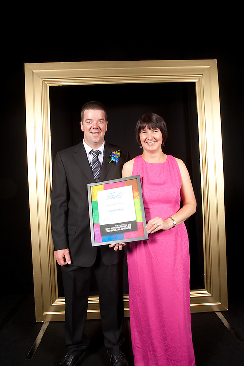 Growing Small Business - Darren & Sharon Sutton 2011 South Australian Premiers Food Awards. At the Convention Centre.