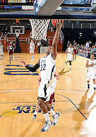 Florida International University guard Jeremy Allen (32) plays against Troy University, which won the game 75-70 in overtime on February 23, 2012 at Miami, Florida. .