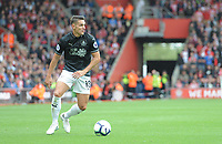 Burnley's Ashley Westwood<br /> <br /> Photographer Kevin Barnes/CameraSport<br /> <br /> The Premier League - Southampton v Burnley - Sunday August 12th 2018 - St Mary's Stadium - Southampton<br /> <br /> World Copyright &copy; 2018 CameraSport. All rights reserved. 43 Linden Ave. Countesthorpe. Leicester. England. LE8 5PG - Tel: +44 (0) 116 277 4147 - admin@camerasport.com - www.camerasport.com