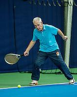 Hilversum, The Netherlands, March 10, 2016,  Tulip Tennis Center, NOVK, Wim Heeremans<br /> Photo: Tennisimages/Henk Koster