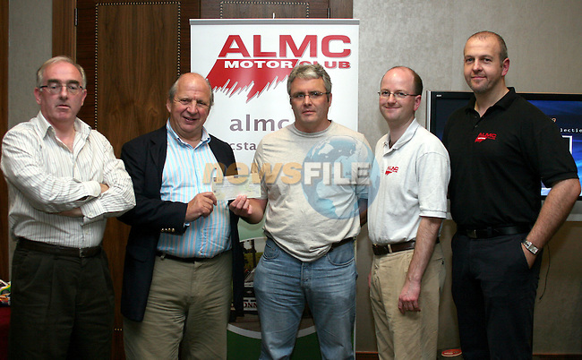 John Carroll, ALMC Chairperson and Jonathan Irwin, CEO of the Jack and Jill Foundation with ALMC Committee Members, Joe Butler, Ray Scullion and Richie Tallon...Photo NEWSFILE/Jenny Matthews.(Photo credit should read Jenny Matthews/NEWSFILE)....This Picture has been sent you under the condtions enclosed by:.Newsfile Ltd..The Studio,.Millmount Abbey,.Drogheda,.Co Meath..Ireland..Tel: +353(0)41-9871240.Fax: +353(0)41-9871260.GSM: +353(0)86-2500958.email: pictures@newsfile.ie.www.newsfile.ie.FTP: 193.120.102.198.