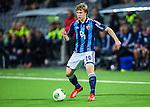 Stockholm 2013-10-27 Fotboll Allsvenskan Djurg&aring;rdens IF - Gefle IF :  <br /> Djurg&aring;rden 20 Simon Tibbling <br /> (Foto: Kenta J&ouml;nsson) Nyckelord:  portr&auml;tt portrait
