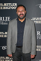 "HOLLYWOOD, CA - FEBRUARY 4: Rizwan Manji, at RLJE Films' ""The Man Who Killed Hitler And Then Bigfoot"" Premiere at the ArcLight Hollywood in Hollywood, California on February 4, 2019. <br /> CAP/MPIFS<br /> ©MPIFS/Capital Pictures"