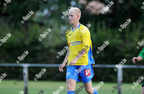 2013-08-08 / Voetbal / seizoen 2013-2014 / KSV Schriek / Jasper Janssens<br /><br />Foto: Mpics.be