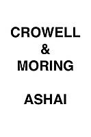 Crowell & Moring Ashai