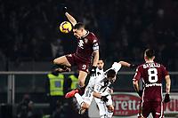 Andrea Belotti Torino, Miralem Pjanic Juventus.<br /> Torino 15-12-2018 Stadio Olimpico Football Calcio Serie A 2018/2019 Torino - Juventus <br /> Foto Image Sport / Insidefoto