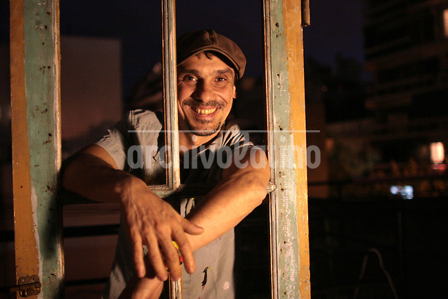 French singer Manu Chao visits Argentina