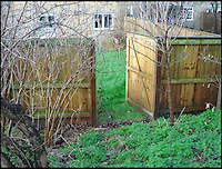 BNPS.co.uk (01202 558833)<br /> Pic: MikePearse/BNPS<br /> <br /> The fence now. <br /> <br /> A parish council that blocked a couple's garden gate in a petty row have removed the barricade after a three year battle that has cost the taxpayer &pound;14,000.<br /> <br /> Village hall officials erected a 6ft tall fence across the garden entrance that Michael and Lesley Pearse had used for 19 years to access a public park 15ft away.<br /> <br /> The bureaucrats tried to argue an easement - right of passage - the Pearses had enjoyed was a gift by them which they could withdraw.<br /> <br /> The furious couple insisted the right of way was written into their deeds and asked Queen Thorne Parish Council in Dorset to remove their fence.<br /> <br /> The officials refused, resulting in a legal dispute that lasted for nearly three years until the case was settled in favour of the Pearses on the eve of the matter going to court.