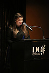 Rachel Routh during the 2019 DGF Madge Evans And Sidney Kingsley Awards at The Lambs Club on March 18, 2019 in New York City.