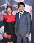 Manny Pacquiao and Jinkee Pacquiao attends The Los Angeles premiere of<br /> MANNY at The TCL Chinese Theater  in Hollywood, California on January 20,2015                                                                               © 2015 Hollywood Press Agency