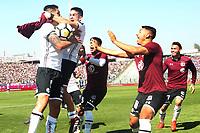 Futbol 2018 1A Colo Colo vs Universidad de Chile