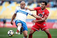 Futbol 2018 1A Unión La Calera vs Universidad Católica